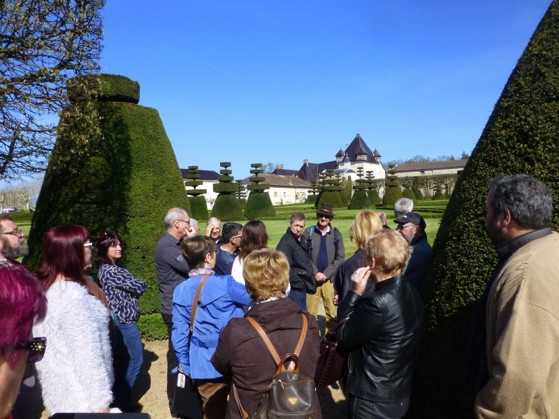 Balade des châteaux du Beaujolais