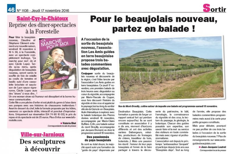 article Jean-Jacques Loutrel, Le Patriote
