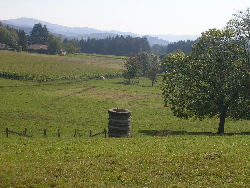 Visite du patrimoine feroviaire, puits d'érage col des Echarmeaux