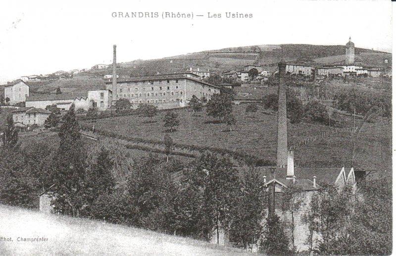 Au fil de Grandgris, balade patrimoine industriel
