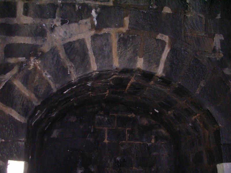 Visite du patrimoine feroviaire, souterrain du col des Echarmeaux